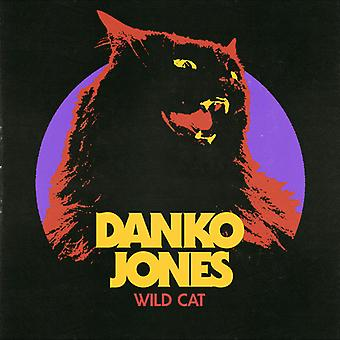 Danko Jones - villikissa [CD] USA tuonti
