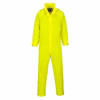 Portwest - Sealtex Clasic Workwear Waterproof Coverall Boilersuit Cu Hood