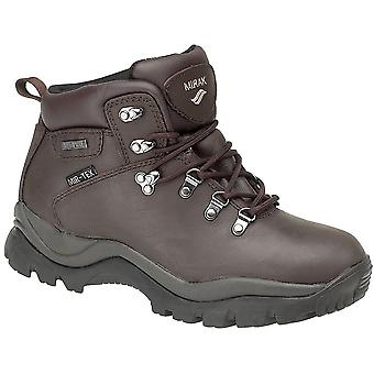 Mirak Boys Nebrasaka Waterproof Breathable Hiking Boot Brown