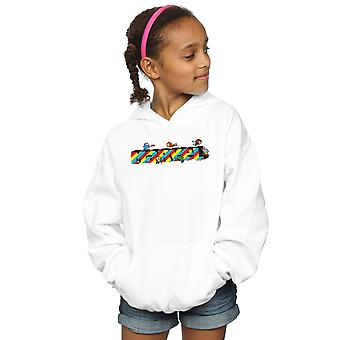 Marvel Girls kawaii Marvel proužky Hoodie