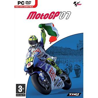 Moto GP 07 (PC DVD)-in de fabriek verzegeld