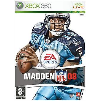 Madden NFL 08 (Xbox 360) - Neu