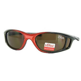 óculos de sol s.Oliver 2133 C3 laranja preto SO21333