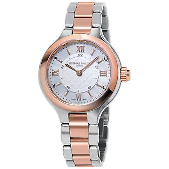Frederique Constant Womans Delight Horological Smartwatch Activity Tracker FC-281WH3ER2B Watch