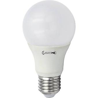 LightMe LM85149 LED (monochrome) EEC A+ (A++ - E) E27 Arbitrary 10 W = 60 W Warm white (Ø x L) 60 mm x 110 mm dimmable (Varilux) 1 pc(s)
