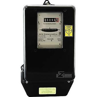 Medidor de energia elétrica (fase 3) mecânica 10/40 um regenerado/calibrados