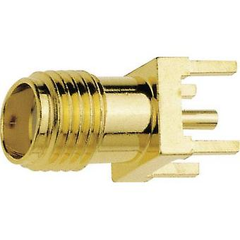 IMS 1115.42.2510.001 SMA connector Socket, vertical vertical 50 Ω 1 pc(s)