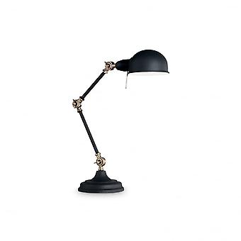Ideal Lux Truman Tabelle Lampe schwarz