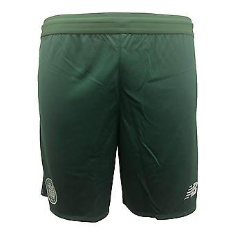 2018-2019 keltiske Elite strikket trening Shorts (grønn)