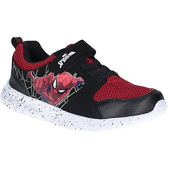 Leomil Boys Spiderman Web Ultra Lightweight Fashion Trainers