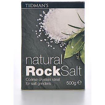 Tidmans 天然岩塩