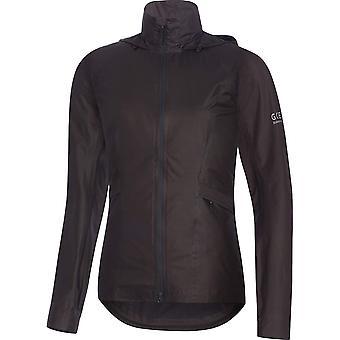 Gore Womens R5 Running desgaste Gore-Tex Shakedry casaco com capuz