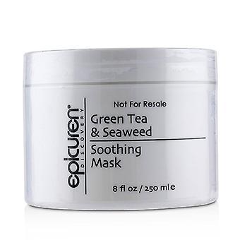 Epicuren chá verde & amp; Máscara calmante da alga (tamanho do salão de beleza)-250ml/8oz