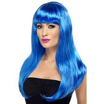 Babelicious paryk, blå