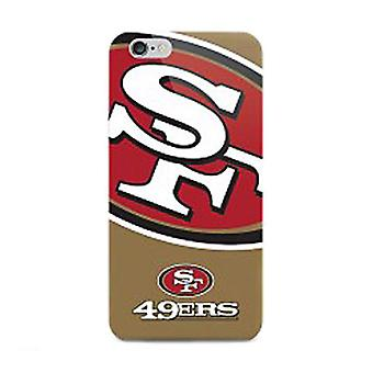 5 Pack -Mizco Sports NFL Oversized Snapback TPU Case for Apple iPhone 6  / 6S  (San Francisco 49ers)