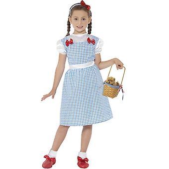 Country Girl kostyme