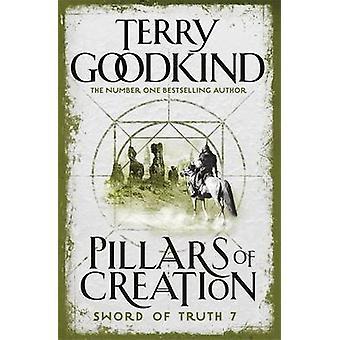 Los pilares de la creación de Terry Goodkind - libro 9780752889740