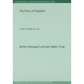 Price of Prejudice - No. 32 - Study Paper by Morten Hedegaard - Jean-Ro