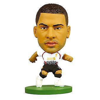 Liverpool FC SoccerStarz Johnson Kit via