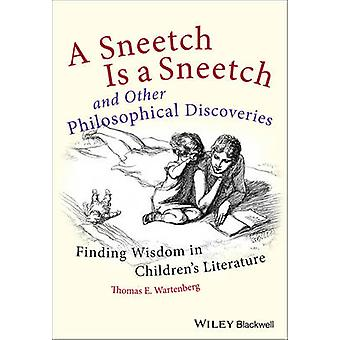 A Sneetch is a Sneetch and Other Philosophical Discoveries - Finding W