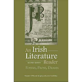 An Irish Literature Reader - Poetry - Prose - Drama (2nd Revised editi