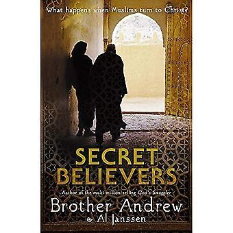 Hemliga troende: Vad händer när muslimer vänder sig till Kristus?