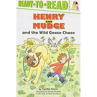 Henry ja suojus ja Wild Goose Chase (Henry ja Mudge sarja #23)