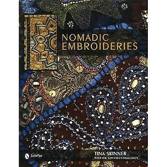 Nomadische borduurwerk: India's Tribal Textielkunst