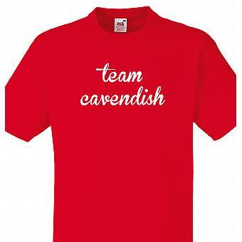 L'équipe Cavendish rouge T shirt