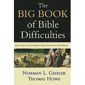 The Big Book of Bijbel moeilijkheden: duidelijke en beknopte antwoorden van Genesis tot openbaring
