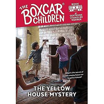 Het gele huis mysterie (Boxcar kinderen)