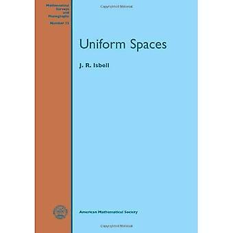 Spazi uniformi