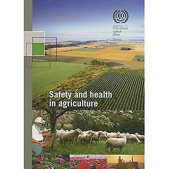 Veiligheid en gezondheid in de landbouw