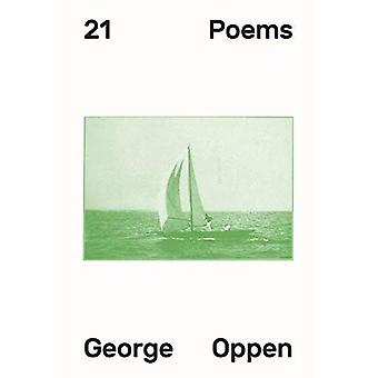 21 gedichten (nieuwe richtingen poëzie pamfletten)
