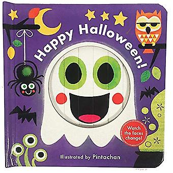 Changing Faces: Happy Halloween! [Board book]