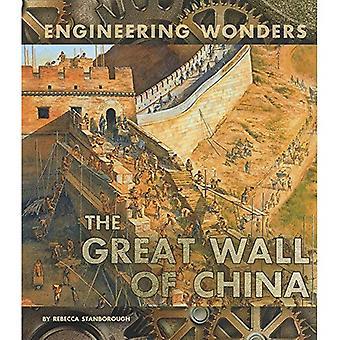 Die chinesische Mauer (Tatsache Finder: Engineering-Wunder)