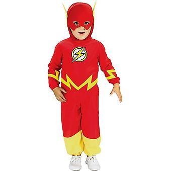 Costume enfant en bas âge de flash