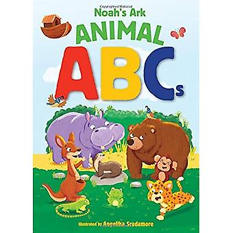 Noah's Ark dier ABC [Board boek]