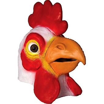 Chicken Latex Mask For Adults