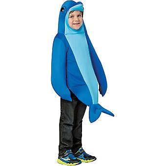 Dolphin Child Costume 2