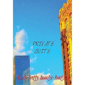 Privé Suite door QuarlesMartinez & Nicole Yvette