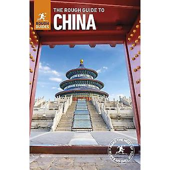 The Rough Guide to China by Rough Guides - 9780241274002 Book