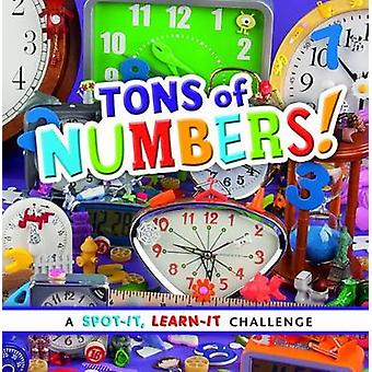 Tons of Numbers by Sarah L Schuette - Karon Dubke - 9781476551104 Book