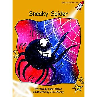 Sneaky Spider - Fluency - Level 4 (International edition) by Pam Holden