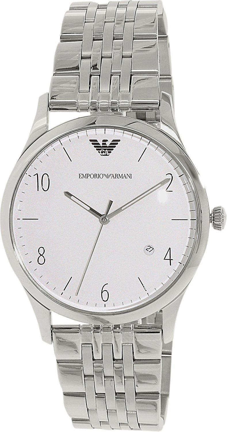 Emporio Armani Men's Classic Ar1867 Stainless-steel Watch