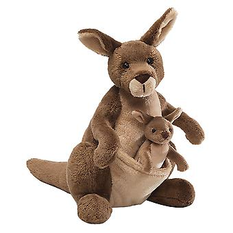 Gund Jirra Kangaroo with Removable Joey