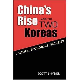 Chinas opkomst en de twee Korea's: politiek, economie, veiligheid