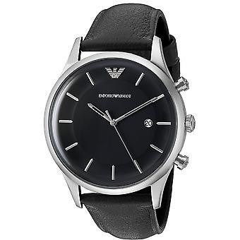 Emporio Armani cuir Mens Watch AR11020
