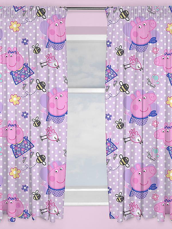 Peppa Pig Happy Curtains