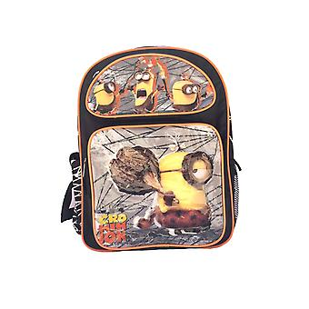Backpack - Despicable Me - Crominion Minion Large School Bag 116877